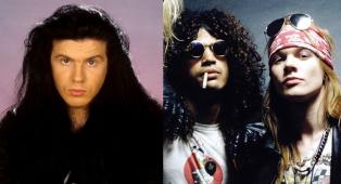 Quella volta che i Guns N' Roses salvarono Ian Astbury dei The Cult dall'arresto! L'incredibile storia