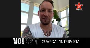 Volbeat: guarda l'intervista con Michael Poulsen