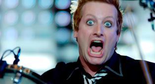 Tré Cool dei Green Day