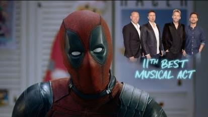 Rayan Raynolds chiede rispetto per i Nickelback! Guarda la clip estratta dall'ultimo Deadpool