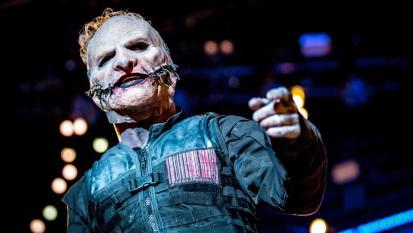 Slipknot: le foto più spettacolari del concerto di Las Vegas