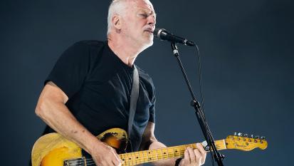 David Gilmour: le foto del concerto di Firenze