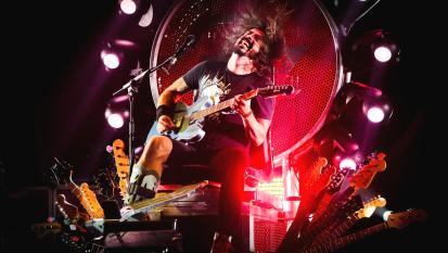 Foo Fighters: le foto più belle del concerto di Cesena del 3 novembre 2015!