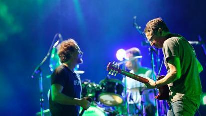 Pearl Jam: le foto del concerto in Cile