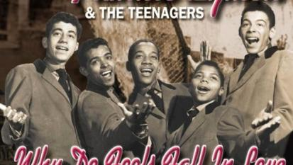 Frankie Lymon & The Teenagers - Why Do Fools Fall In Love