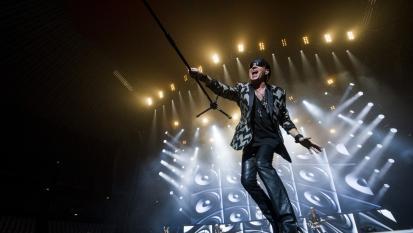Scorpions: le foto più belle del concerto di Roma