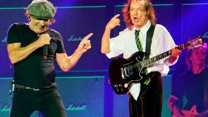 AC/DC: le foto più belle del concerto di Brisbane in Australia