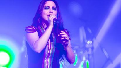 Evanescence: le foto più belle del concerto di Los Angeles