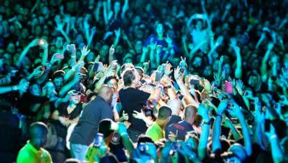 Pearl Jam: le foto del concerto di Brasilia