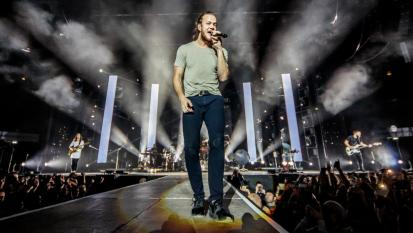 Imagine Dragons: le foto del concerto di Milano