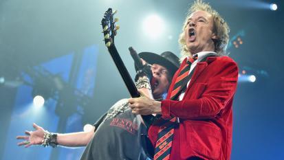 AC/DC: le foto più belle del concerto a New York