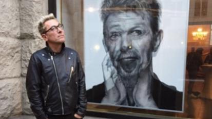 Ringo a Berlino: guarda le foto nei luoghi della trilogia berlinese di David Bowie