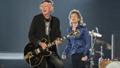 Rolling Stones: guarda le foto più belle del concerto a Barcellona