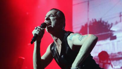 Depeche Mode: guarda le foto più belle del concerto a San Jose in California