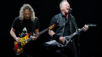 Metallica: guarda le foto più belle del concerto a Torino