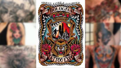 Tatuaggi: torna la Tattoo EXPO, dal 6 all'8 aprile a Bologna. Guarda le foto