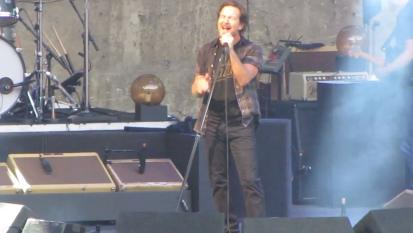 Pearl Jam: la band suona Angie dei Rolling Stones durante il concerto a Berlino! Guarda il video
