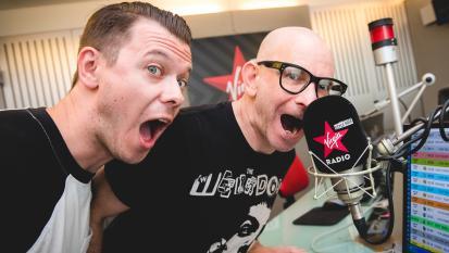 Greg Hetson ospite a Virgin Radio. L'intervista con Andrea Rock