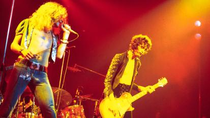LED ZEPPELIN – THE SONG REMAINS THE SAME SOUNDTRACK