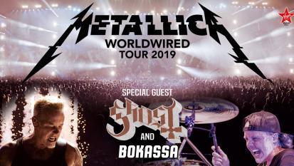 Metallica: UFFICIALE unica data italiana a Milano l'8 maggio 2019! Tutte le info e biglietti