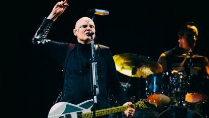 Smashing Pumpkins: guarda le foto più belle e la scaletta del concerto a Bologna