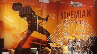 Queen: aperto a Londra il Pop-Up Store dedicato a Bohemian Rhapsody! Guarda le foto