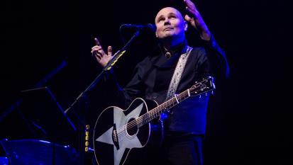 Billy Corgan: guarda le foto più belle del concerto ad Ancona