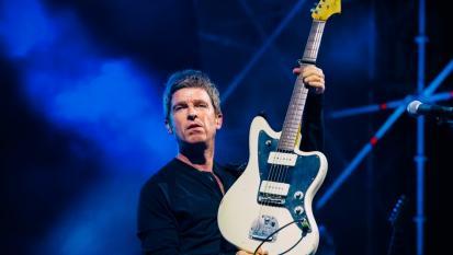 Noel Gallagher: guarda le foto del concerto a Pistoia