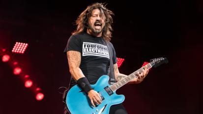Foo Fighters: guarda le foto più belle e la scaletta del concerto allo Sziget 2019