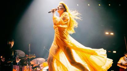 Florence + The Machine: guarda le foto più belle e la scaletta del concerto a Milano Rocks
