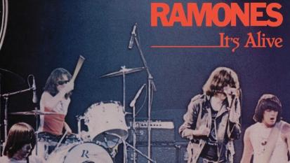 Regolamento: RAMONES – IT'S ALIVE
