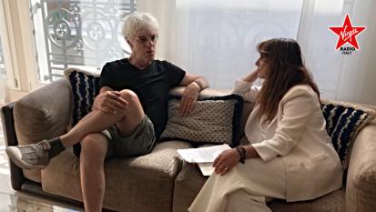 Stewart Copeland: guarda l'intervista esclusiva al batterista dei Police a cura di Paola Maugeri