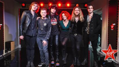 The Struts: guarda la performance acustica integrale sul palco di Virgin Radio. Intervista di Andrea Rock e Alteria