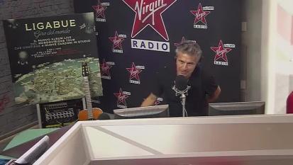 Ligabue: l'intervista integrale a Virgin Radio