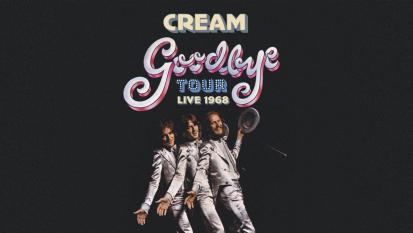 Cream - Goodbye Tour Live 1968. Riascolta lo speciale a cura di Paola Maugeri