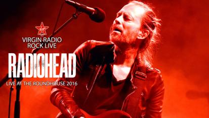 RADIOHEAD - Live At The Roundhouse 2016 - Riascolta lo speciale a cura di Alteria