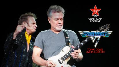 "VAN HALEN - ""Tokyo Dome - Live In Concert"" - Riascolta lo speciale a cura di Ringo"