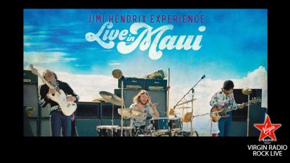 """Speciale JIMI HENDRIX - """"LIVE IN MAUI"""" - Riascolta lo speciale a cura di Ringo"""