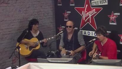 Extra Virgin Radio speciale Negrita con due brani live: Il gioco e La tua canzone!
