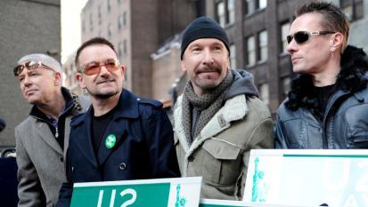 Gli U2 hanno donato 1,5 milioni di dollari per i lavoratori dell'industria musicale colpiti dalla crisi coronavirus