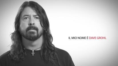 Dave Grohl è il Rock Ambassador di Virgin Radio. Guarda il suo messaggio