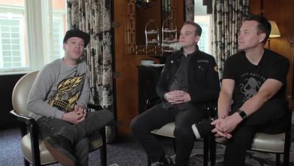 Blink-182: il video con l'intervista esclusiva