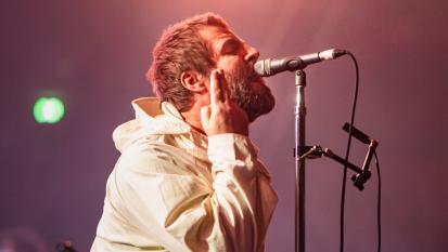 Liam Gallagher: guarda le foto più belle del concerto a Roma