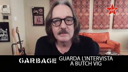 Garbage: guarda l'intervista a Butch Vig