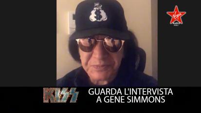 """KISS, Gene Simmons: """"Amo la musica italiana. Rita Pavone e la PFM i miei preferiti"""". Guarda l'intervista"""
