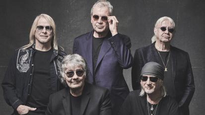 """Deep Purple, Ian Gillan: """"Chiunque può scrivere canzoni, il bello della nostra band è che riusciamo sempre a fare qualcosa di entusiasmante"""""""