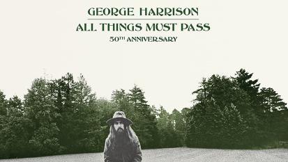 George Harrison - All Things Must Pass: partecipa all'estrazione finale del cofanetto in versione deluxe con 5 LP