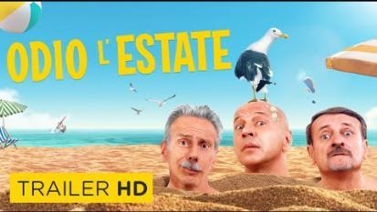 """Arriva al cinema la nuova commedia di Aldo, Giovanni e Giacomo, """"Odio L'Estate"""", regia di Massimo Venier"""