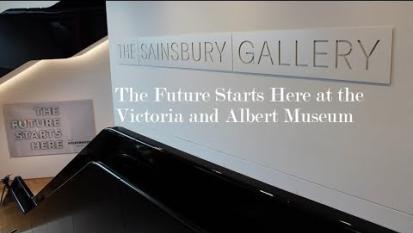 The Future Starts Here: al Victoria& Albert Museum di Londra i 100 oggetti del futuro. Guarda il video