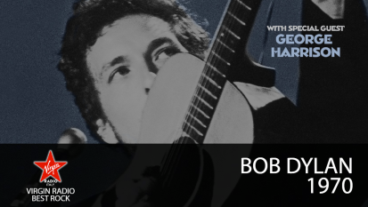 Bob Dylan - 1970 (special guest George Harrison) - Riascolta lo speciale con Paola Maugeri